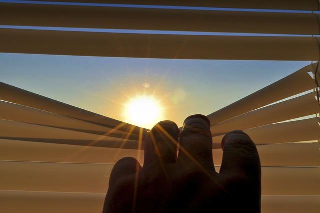 úkryt před sluncem