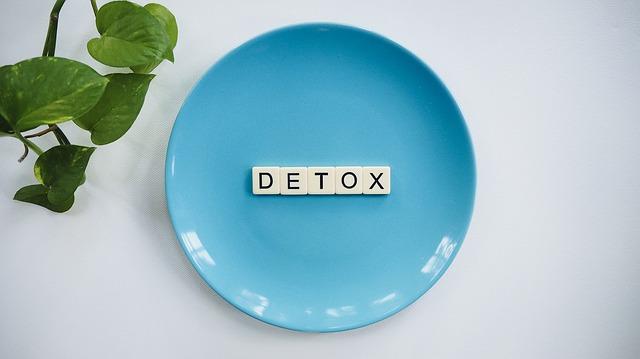 Nápis detox