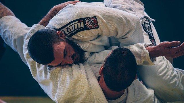 brazilské jiu-jitsu