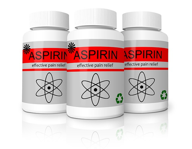pilulky aspirinu