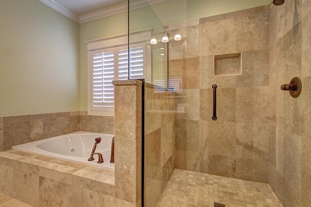 koupelnová dlažba