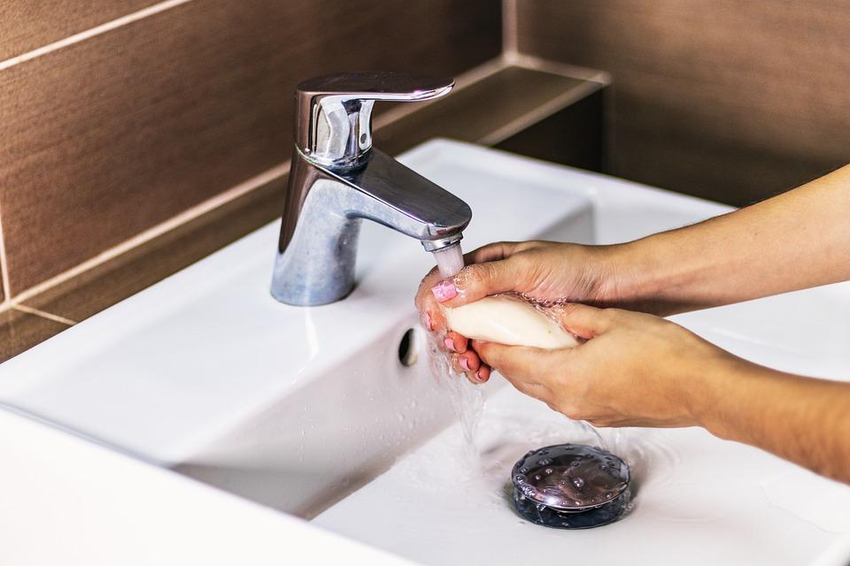 umývání rukou
